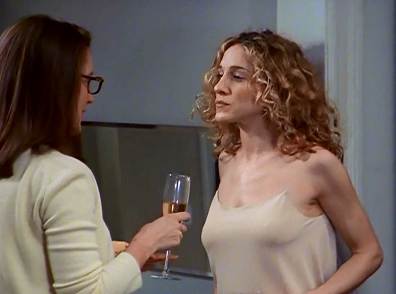 Sex and the city movie 2 carrie s apartment