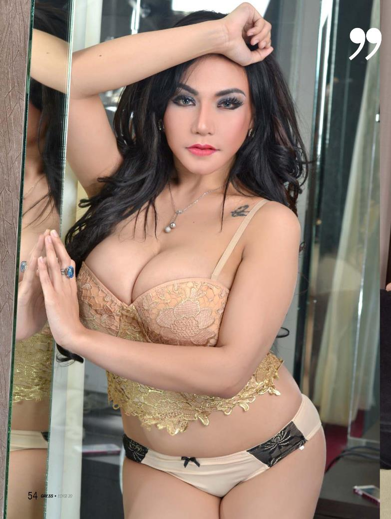 galery foto model sexy indonesia