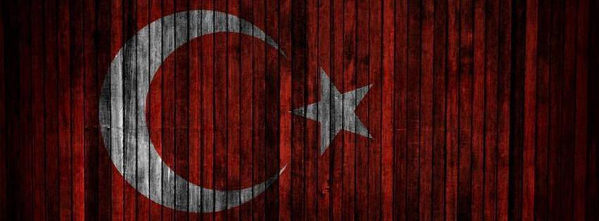 Türk Bayrağı kapak resimleri