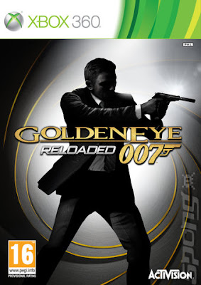 007: GoldenEye Reloaded (X-BOX360) 2011