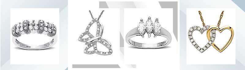 Ювелирные изделия из серебра, Серебряные украшения