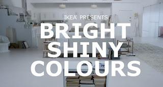 Ikea Bright Shiny Colours