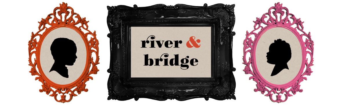 river & bridge