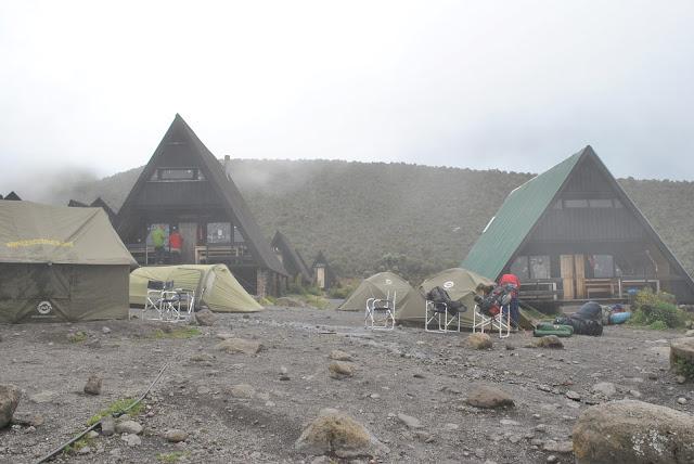 Horombo Hut - Marangu route