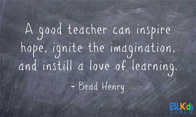 ESL Teaching Quotes, Brad Henry, Inspiration