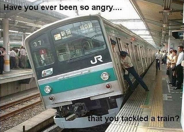 descarrilar un tren