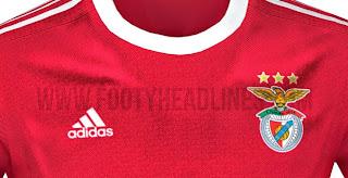 jual online Jersey Benfica home musim depan 2015/2016