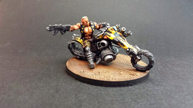KUM MOTORIZED TROOPS - HAQQISLAM - INFINITY THE GAME 2