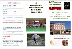 II CAMPUS PRETEMPORADA BURGOS 2018