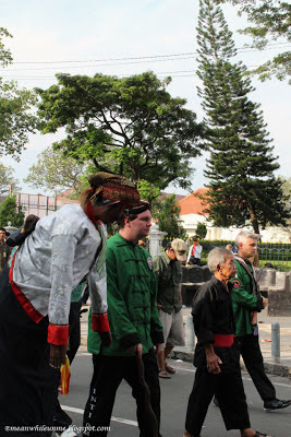 malioboro pencak festival bule