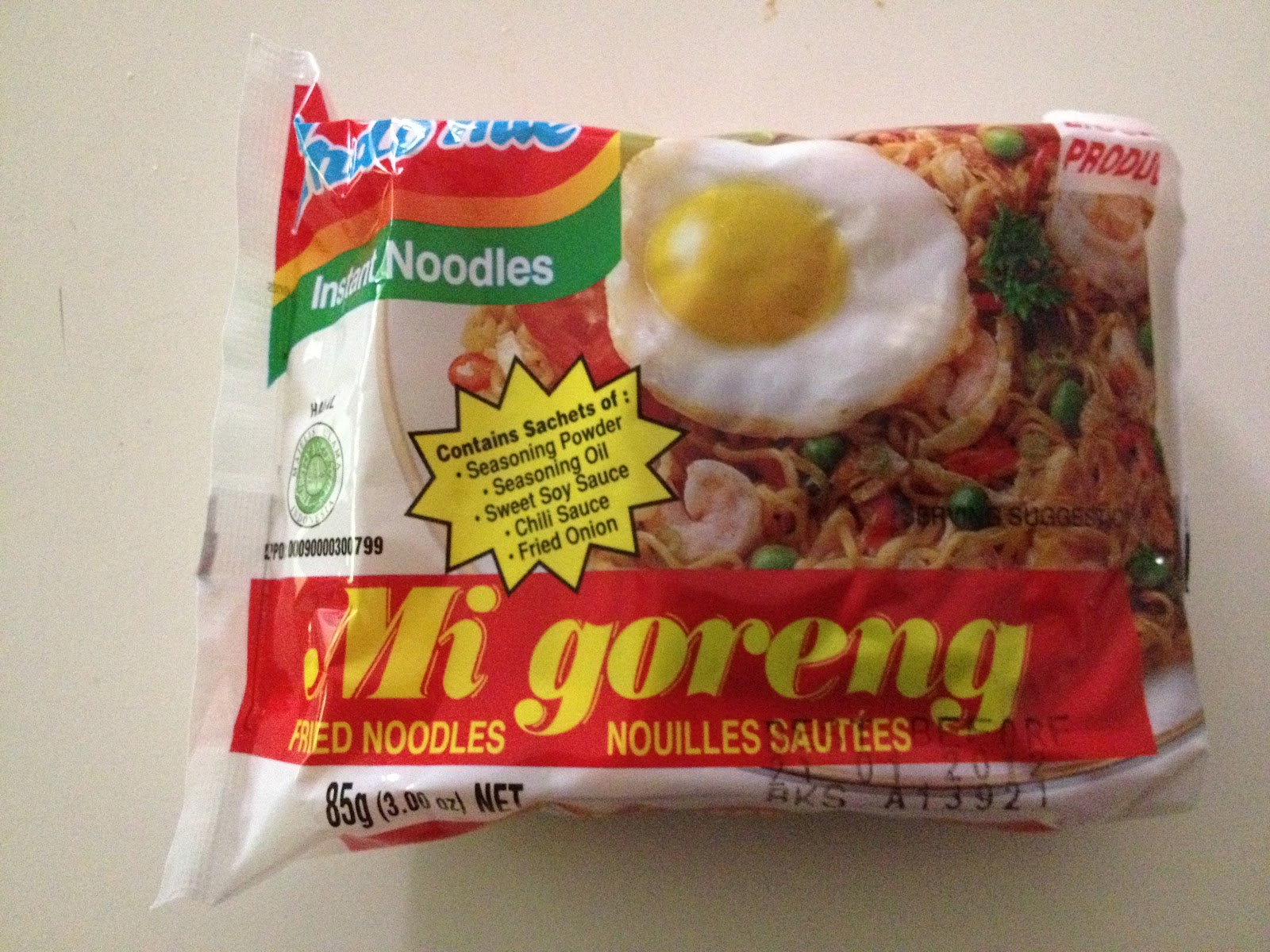 how to make mi goreng