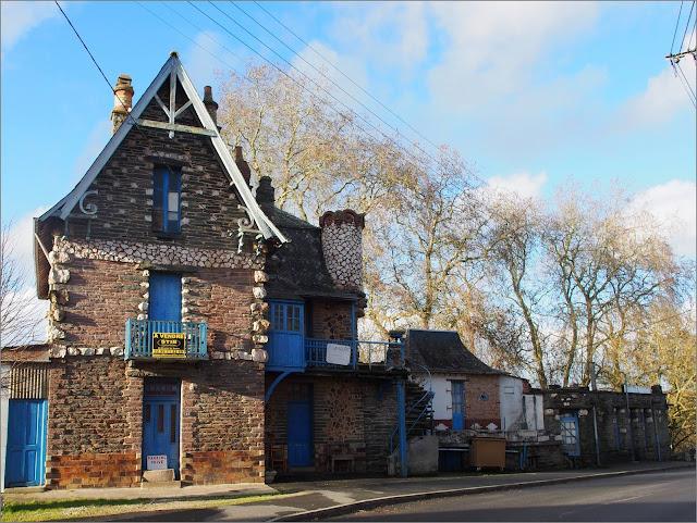 Le café de la Gare, à Beslé-sur-Vilaine, est encore à vendre
