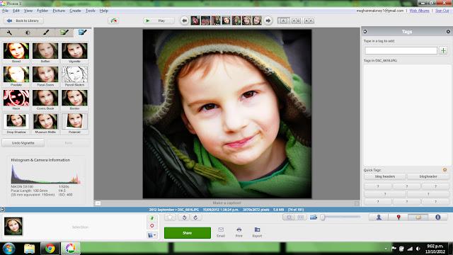 canvas photoboard polaroid photos