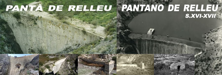 PANTÀ DE RELLEU - Pantano de Relleu