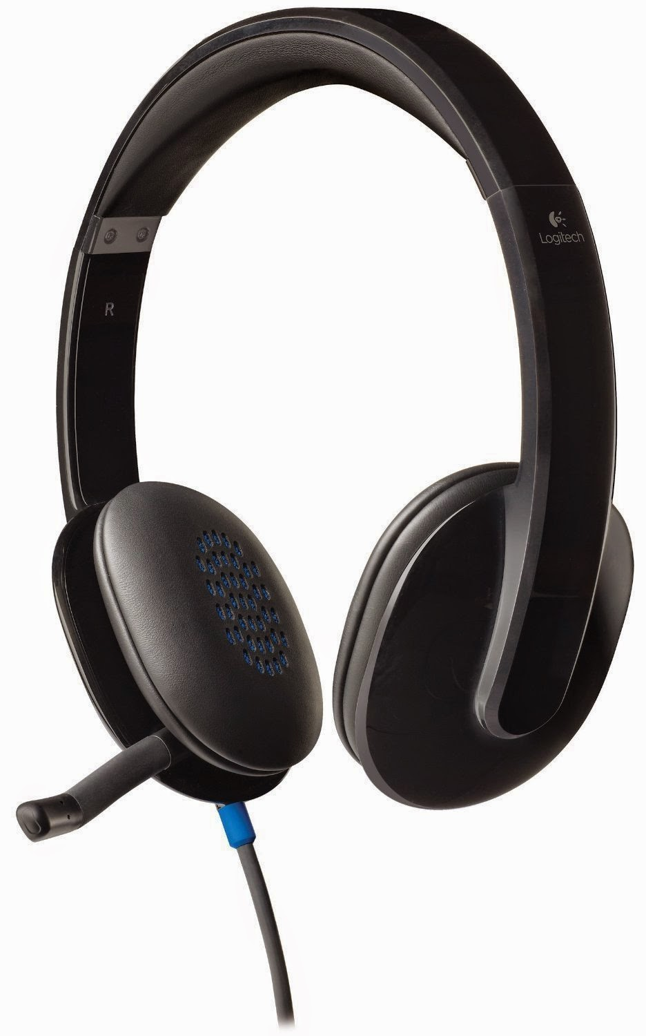 Buy Logitech h540 USB headset Rs. 2,299 only at Amazon.