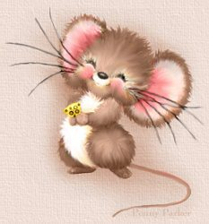 Alimentando mi ratón interior