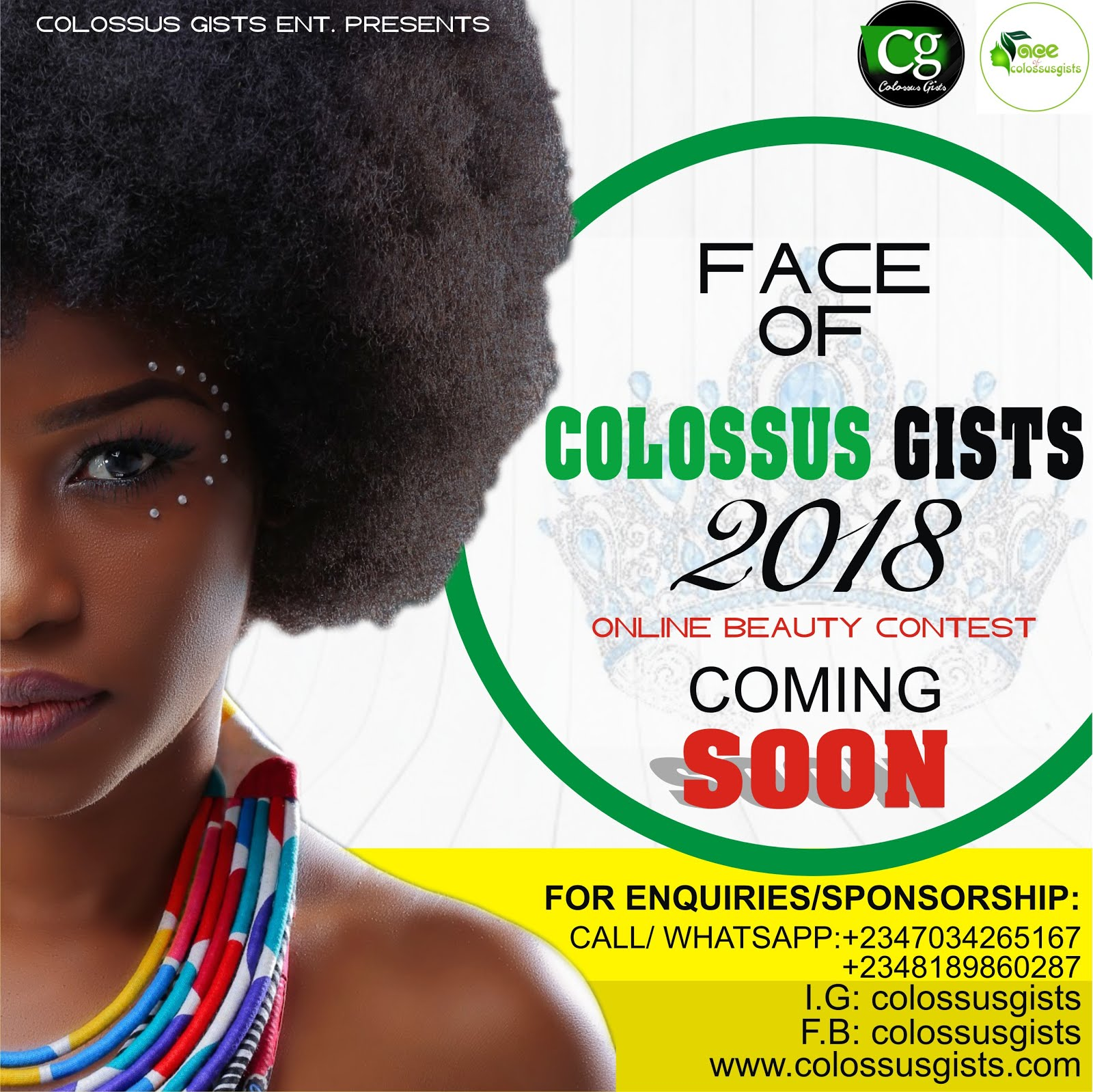 #Anticipate - Face of Colossus Gists