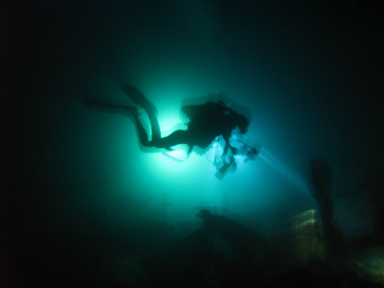 Night Diving