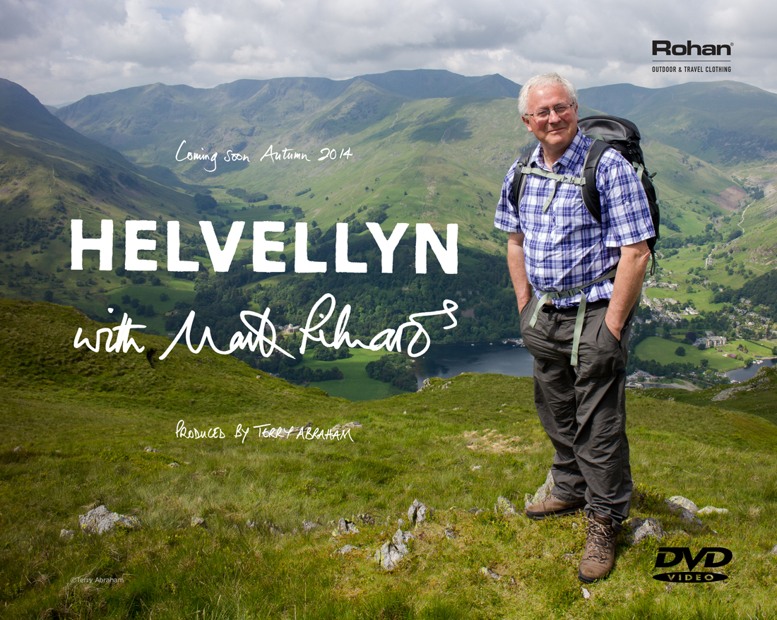 helvellyn with mark richards