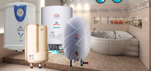 Bajaj Water Heaters Latest Price for 2016 | Pumpkart.com