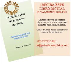 Reciba GRATIS un libro digital de Winston H. Elphick D.