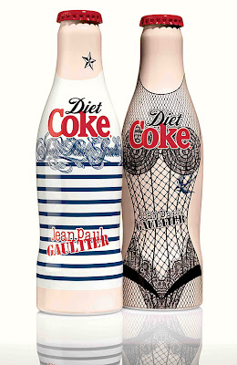 Jean Paul Gaultier Diet coke bottle - iloveankara.blogspot.co.uk