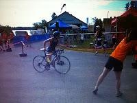 Mon 1er Triathlon