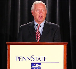 NCAA Press Conference on Penn State Sanctions