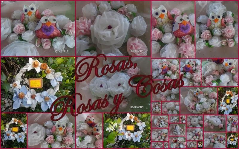 Rosas, Rosas y Cosas