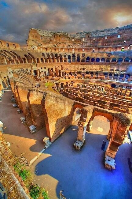 Colosseum,Rome,Italy