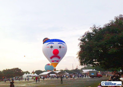 Fiesta Belon Udara Panas Antarabangsa 2011 (Putrajaya International Hot Air Balloon Fiesta 2011)
