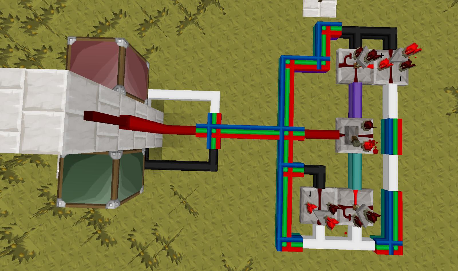 minecraft redstone signal