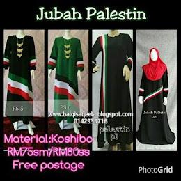 JUBAH PALESTIN RM75SM/RM80 SS