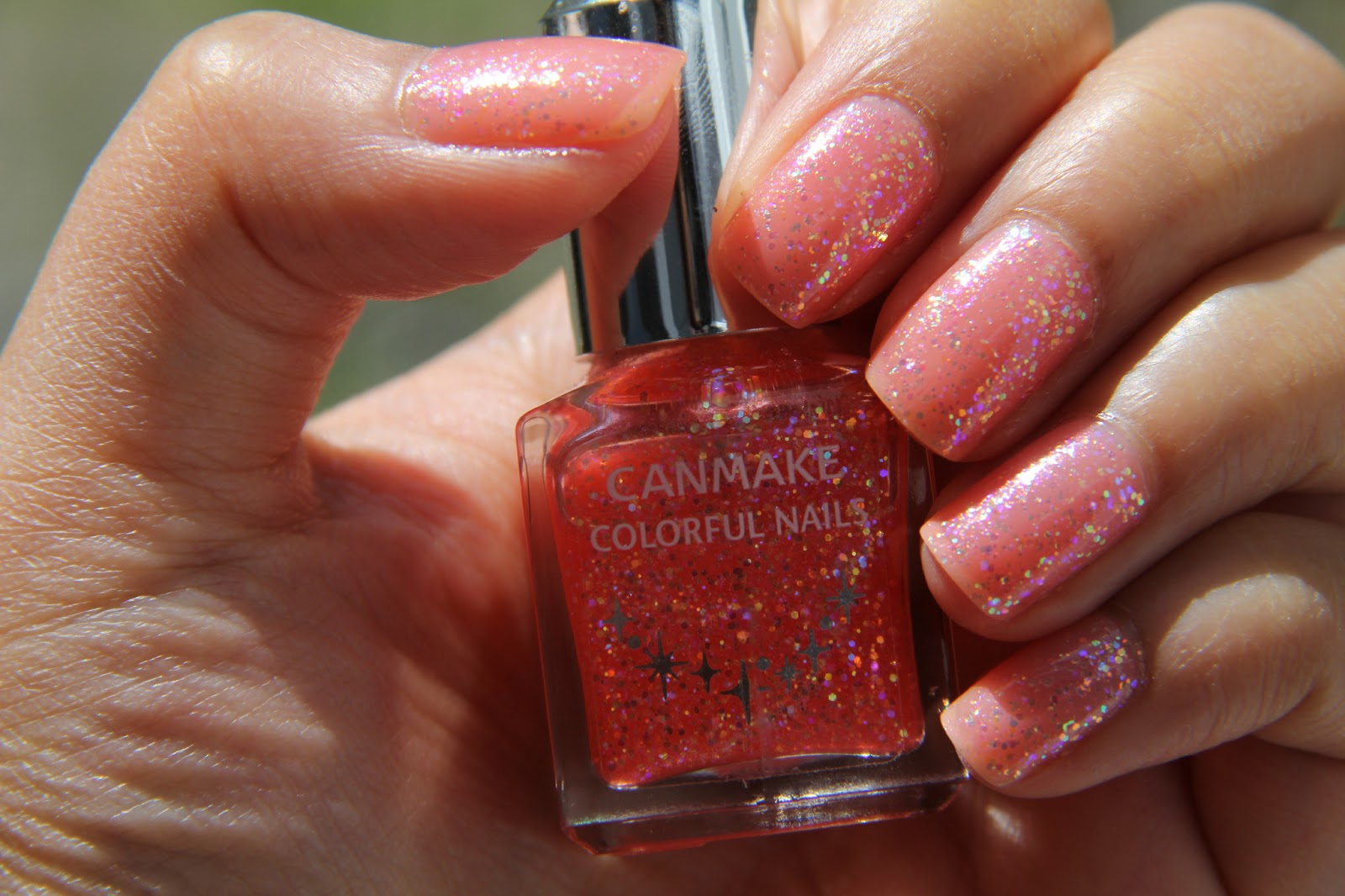 DSK Steph!: Canmake Colorful Nails