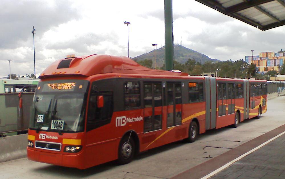 Metrobús es menor al del transporte en otros estados #50CosasSobreMi