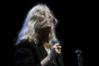 Patti Smith à l'Olympia