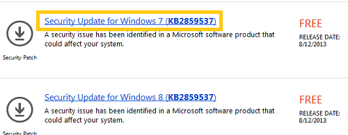 Cara Update Windows 7 Step 5