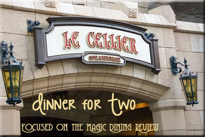 Le Cellier Dining Review
