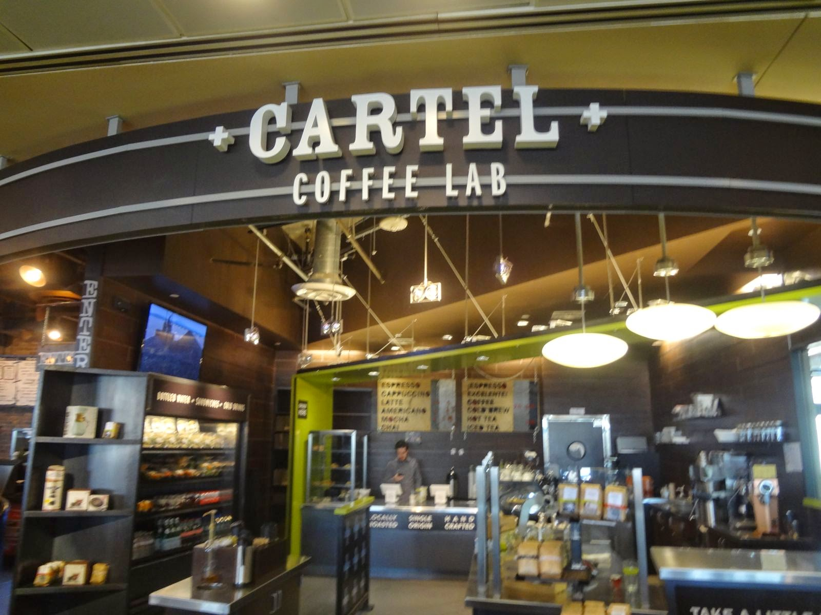 Coffee Lab Phoenix Sky Harbor Airport Arizona