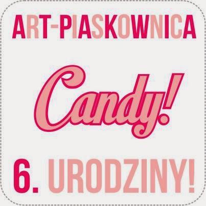 6 urodzinki Art Piaskownicy