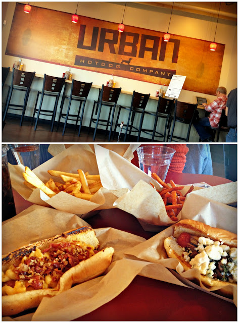 Urban Hotdog Company in Albuquerque, New Mexico