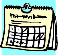 Calendaris d'activitats