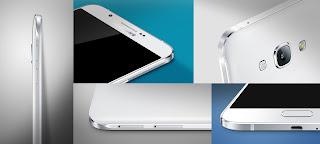 سامسونغ تكشف رسميا عن Galaxy A8