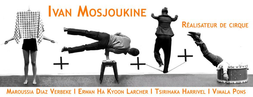 Ivan Mosjoukine, réalisateur de cirque
