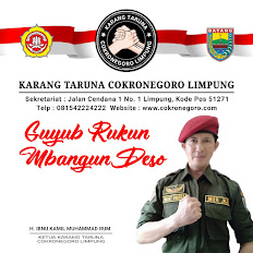 THE LEADER OF COKRONEGORO