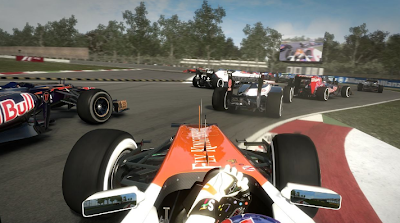 free download game Balap mobil Formula (F1)  terbaru 2014 full version