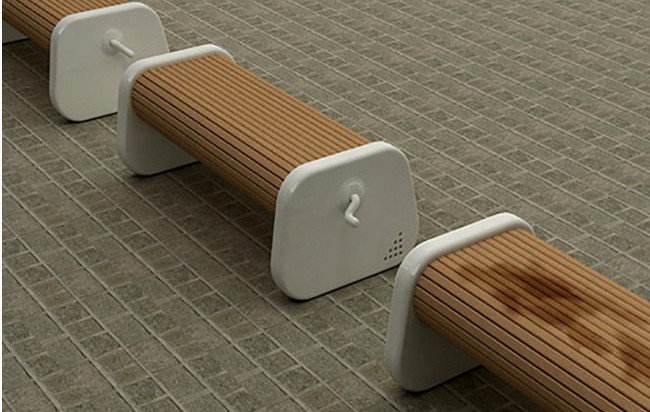 30 Insanely Clever Innovations That Need To Be Everywhere Already - Benches that you can turn to always have a dry seat.