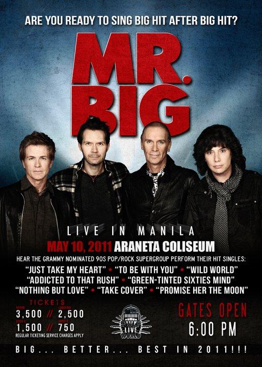 Mr._Big_Live_in_Manila, poster, picture