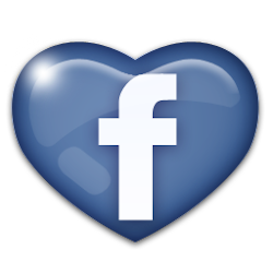 Em breve, também no Facebook!