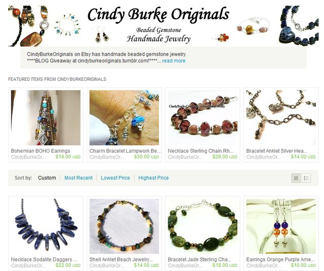 Fashion Jewelry Handmade Beaded Necklaces